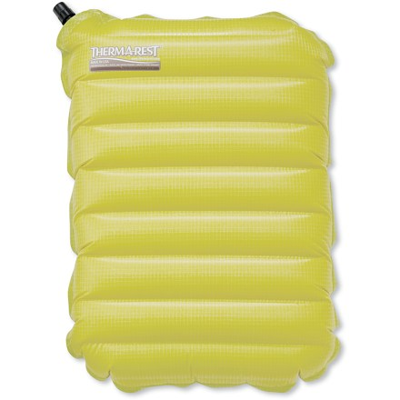 Camp and Hike This unbelievably light Therm-a-Rest NeoAir seat fits into the palm of your hand when collapsed and inflates to a righteous, comfortable size for a trailside seat. - $29.93