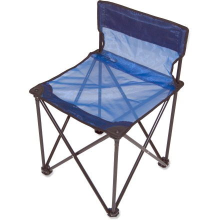 Camp and Hike Built to handle the demands of Grand Canyon river guides, the TravelChair River Rat chair provides you with years of comfortable lounging. - $25.83