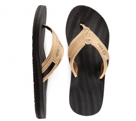 Entertainment O'Neill Koosh'n Hybrid Sandals.  Soft suede upper with screen printed logos; 'koosh'n' EVA footbed with custom molded wave pattern that enhances comfort under foot; rubber sponge outsoles - $22.99
