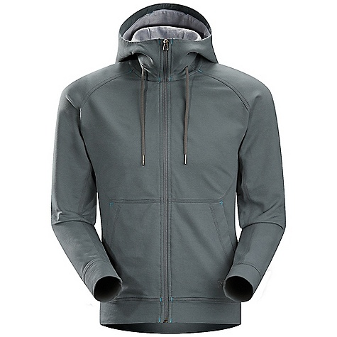 Hunting Free Shipping. Arcteryx Men's Witness Hoody DECENT FEATURES of the Arcteryx Men's Witness Hoody Comfortable cotton/spandex french terry cotton/merino wool hood lining Drawcord hood Two slit hand pockets Embroidered bird logo We are not able to ship Arcteryx products outside the US because of that other thing. We are not able to ship Arcteryx products outside the US because of that other thing. We are not able to ship Arcteryx products outside the US because of that other thing. The SPECS Fit: Relaxed Weight: M: 19.4 oz / 550 g Espanda - 94% cotton / 6% spandex french terry This product can only be shipped within the United States. Please don't hate us. - $134.95
