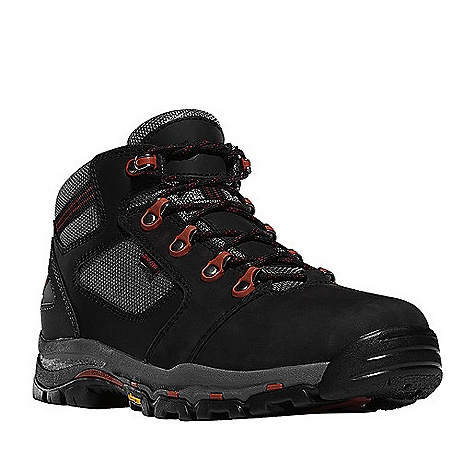 Entertainment Free Shipping. Danner Men's Vicious Boot DECENT FEATURES of the Danner Men's Vicious Boot Waterproof and breathable GORE-TEX(R) liner is engineered to keep your feet dry and comfortable - even in extreme conditions Danner Trailguard platform provides lightweight, seamless support to provide a roomier fit in the toe box while still offering a snug fit in the heel. Abrasion-resistant toe cap for durability Speed lace system for a secure, tight fit Vibram Vicious outsole is oil and slip resistant and has a low-profile 90 degree heel. The SPECS Nylon shank 4in. height 44 oz - $139.95