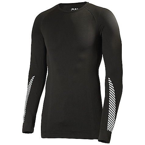 Free Shipping. Helly Hansen Men's HH Dry Revolution LS Top DECENT FEATURES of the Helly Hansen Men's HH Dry Revolution Long Sleeve Top Lifa Fiber Technology Seamless technology The SPECS Fabric: 97% Poly Propylene 3% Elastane Fitting: Fitted This product can only be shipped within the United States. Please don't hate us. - $59.95