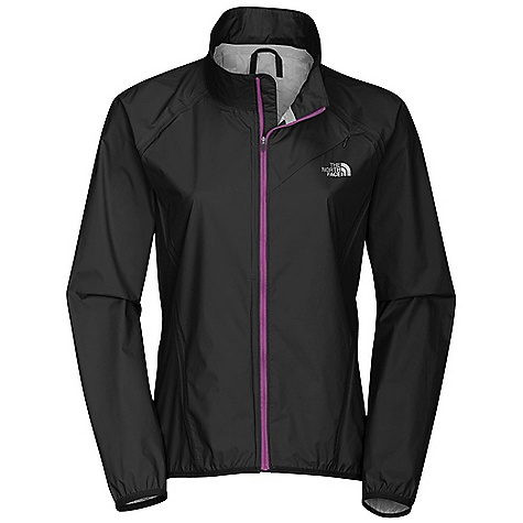Entertainment Free Shipping. The North Face Women's Indylite Jacket DECENT FEATURES of The North Face Women's Indylite Jacket Wind and water resistant, breathable Critically taped seams Mesh underarm panels for ventilation Twoway center front zip with draft flap Binding on elliptical hem and sleeve cuff opening Chest zip media pocket with internal wire routing Jacket stuffs into back zip security pocket Reflective TNF logo and graphic The SPECS Average Weight: 7.41 oz / 210 g Center Back Length: 27.5in. Shell: HyVent 2.5L mini-ripstop-100% nylon Underarm Panels: 100% polyester small-hole mesh This product can only be shipped within the United States. Please don't hate us. - $99.00