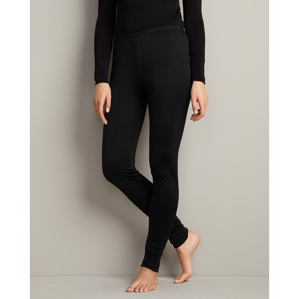 Eddie Bauer Silk Underwear Pant - A whisper-light baselayer, silk is a natural at keeping you warm without any extra bulk. Our silk pant is a great choice whether pursuing your favorite winter activity or simply for added warmth around town. Imported. - $29.99