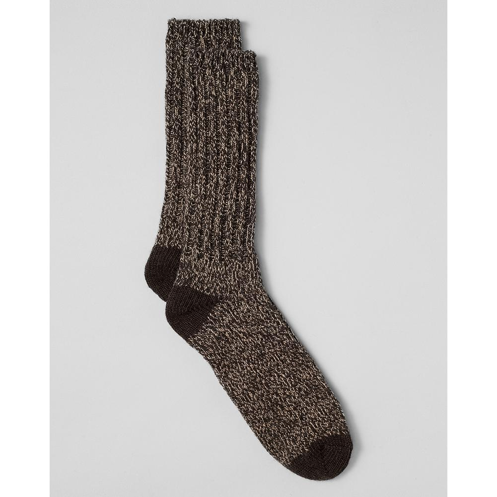 Entertainment Eddie Bauer Wool Ragg Socks - Our Merino wool-blend socks offer a relaxed, comfortable fit. - $6.99
