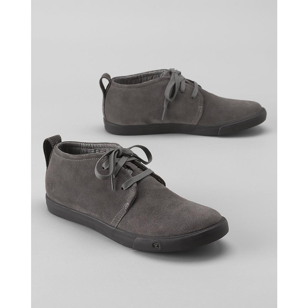 Entertainment KEEN Santa Cruz Sneakers - Keen's casual suede lace-up shoes feature a removable KEEN.Cush polyurethane and memory foam footbed which conforms to your unique foot shape for incredible comfort and support, no matter where your adventures may lead you. - $23.99