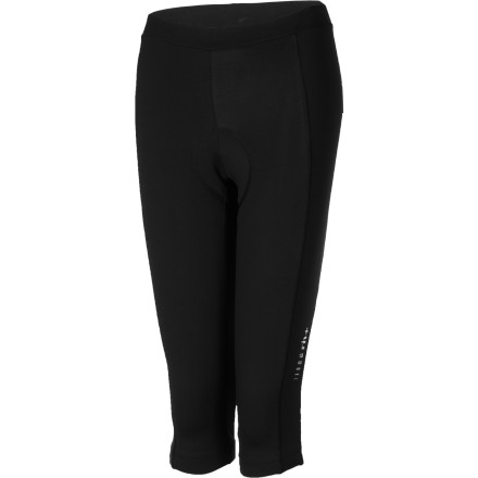 Fitness Stand for the climb and drop back down into the seat for the descent with ease when you're wearing the Zero RH+ Women's Agility Knicker. This comfortable, supportive knicker offers remarkable performance as well as striking style for active rides both indoors and out. - $43.64