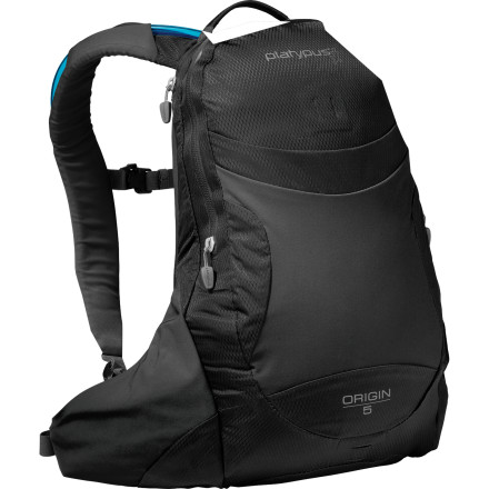 With nearly 500 cubic inches of storage, the Platypus Origin 5.0 Hydration Pack totes not only the fluids you need for a day on the trail, but the gear as well. Waterproof fabric, weather-resistant zippers and heat-taped critical seams keep your lunch and layers dry if a sunny morning turns into a damp afternoon. - $35.95