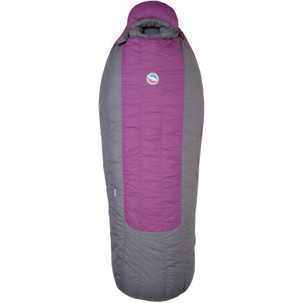 Camp and Hike Big Agnes Ethel Sleeping Bag: 0 Degree Down - Women's - $217.46
