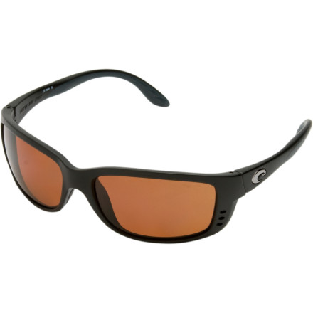 Entertainment Named after one of the worlds most prolific fisheriesthe Zane Grey Reefthe Zane Polarized Sunglasses from Costa Del Mar work to keep your eyes swathed in protection as you work to reel in the big one. - $158.95