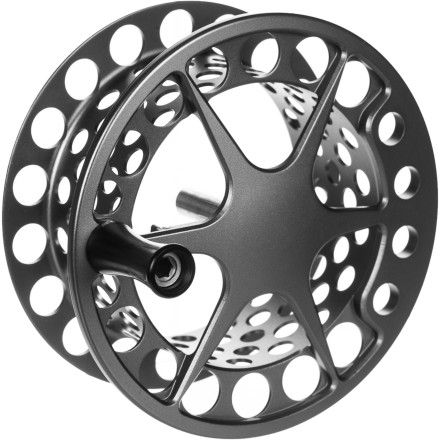 Flyfishing Regardless of what you put in front of them, some days the fish just won't rise. With an extra Spool for your Lamson Litespeed Hard Alox II Fly Reel, you can have a sinking line set-up ready to go so you can swap spools, get to the proper depth, and start catching fish. The large arbor design provides a high retrieval rate and constant torque for long runs while the Hard Alox finish lends tough corrosion- and abrasion-resistance. - $135.00