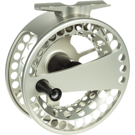 Flyfishing With its immaculate design and high level of performance, the Lamson Speedster Fly Reel is the fly fishing equivalent of an Italian sports car. The extra-large arbor and narrow spool result in an incredibly fast retrieval rate that eliminates line barreling and provides constant drag torque during the longest runs. Add in the super smooth conical drag system and shock-free roller clutch, and it's clear why the Speedster has few rivals. - $279.00