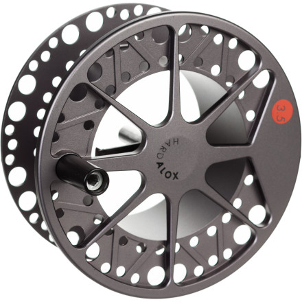 Flyfishing Before you walk out that door, stash the Lamson Velocity Fly Reel Spool in your vest pocket, and make sure you have lunch packed, because three hours often turns into a full day of fly fishing on the river. - $110.00