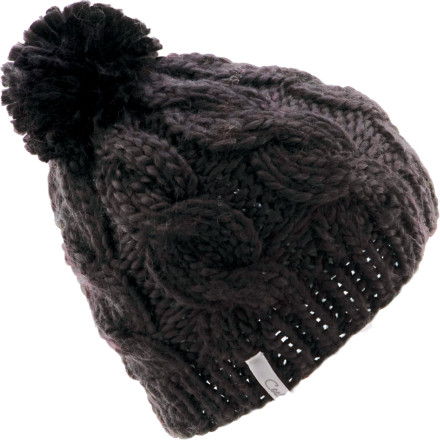 Entertainment Let the Coal Women's Rosa Beanie give your head a sensationally warm, cable-knit hug. Brave the chilly street or kick back at the cafe; either way, the Rosa's timeless style and silky-smooth feel won't leave you hanging. - $29.95