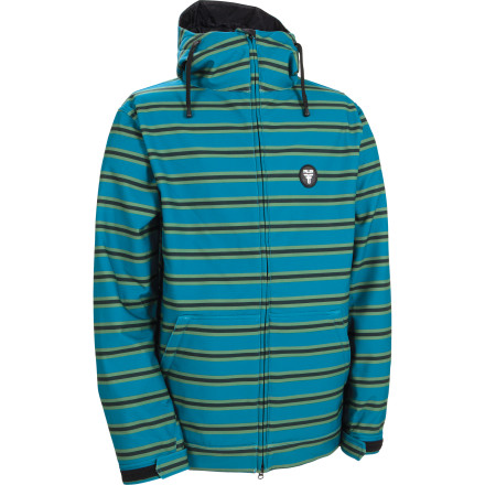 686 LTD Fallen Cobra Softshell Jacket - Men's - $63.00