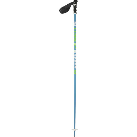 Ski There is a reason the Scott Team Issue Ski Poles are a favorite of professional skiers; they're constructed with the strongest commercially available aircraft grade aluminum for double the strength of the industry standard. Throw in the the ergonomic Notch Strike Grips and Carbon Diamond Tip, and you have a pair of poles that are ready to perform at the highest level. - $83.97