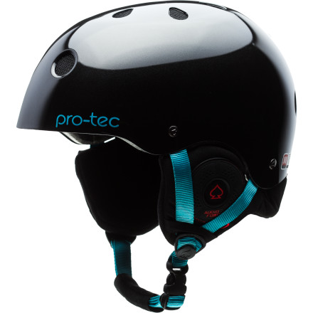 Snowboard One definition of classic form with ageless beauty: the Pro-tec Classic Snow Audio Helmet. Clearly, head protection that's comfy and strong need not be stodgy. Ride, skate, and bike to your rip-to playlist, and you'll see this isn't your granny's brain bucket. - $89.95