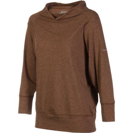 The Columbia Women's Knotty Trail 3/4-Sleeve Shirt combines style with hardcore comfort. You'll look great, and you'll feel even better. - $22.72