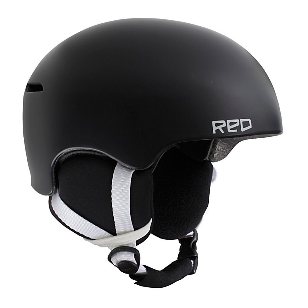 Ski R.E.D. Avid Grom Kids Helmet - It's never too early to keep your kid safe when they hit the hill or pavement. Red's lightest weight kids' helmet, the Avid Grom, comes equipped with features that easily adjust to varying head shapes and weather conditions. Ready for year-round protection, the Avid Grom is armed with an ultra lightweight in-molded polycarbonate shell that is ASTM 2040, CPSC and CE 1077B certified. Easily dial in the fit and customize the liner's circumference with the Spin Fit System - a invaluable tool for growing heads! And since the Avid Grom is a crossover helmet, meaning it can be worn in snow, as a skateboarding helmet or as a bike helmet, your child can wear this just a little bit longer than a plain snow helmet would allow. Rider controlled, the Airvanced Ventilation allows variable airflow to the inner helmet microclimate and limits the invasion of outside elements. Unison Technology, the reason behind the perfect form, fit and function of the Avid Grom, is an ultra smart technology that engineers the entire fit system, helmet shape and mechanics in unison, leading to reduced bulk and weight, a superior fit and ultimately - a better riding experience. The FineTuning system is way to customize your child's personal level of warmth, padding and protection with the desired body shielding, modular padding systems and removal options that you don't get with other helmets. The Avid Grom also features the goggle gasket, a fully removable shield that eliminates the gap between goggle and he - $39.95