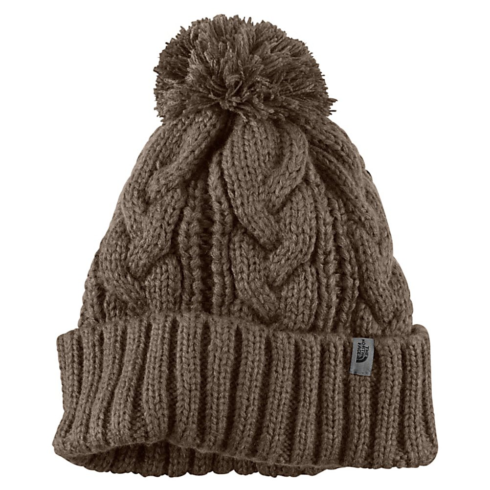 Ski The North Face Rigsby Pom Pom Beanie Womens Hat - For a retro style that will keep your dome warm and protected from the elements The North Face Rigsby Pom Pom Beanie is the one for you. This beanie is made with acrylic material and feature a pom on top for a retro style with The North Face Rigsby Pom Pom beanie. . Warranty: Lifetime, Battery Heated: No, Material: Synthetic, Lined: No, Type: Pom, Model Year: 2013, Product ID: 270112, Shipping Restriction: This item is not available for shipment outside of the United States. - $25.00