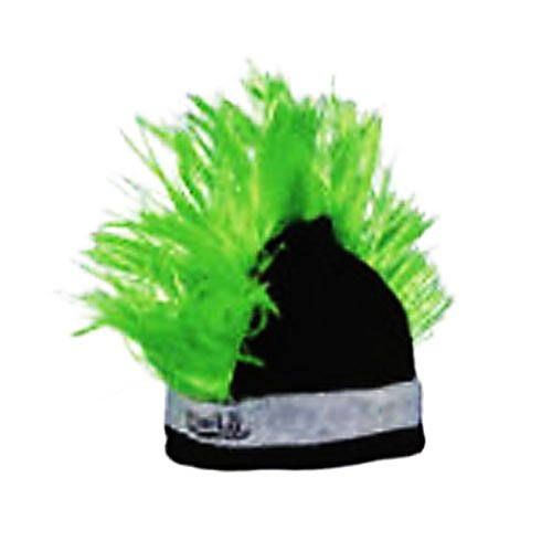 Snowboard Mental Razor Fleece Yth Kids Hat - By wearing this mohawk hat you will be creating your own look. You can also experience wearing a mohawk if you never had the guts to actually shave your head. The hat is made of 100% Polyester fleece to keep you warm and dry. The fleece material dries quickly, so all you would have to do is shake off the snow and you will be ready to hit the slopes again. Features: One Size Fits Most. Model Year: 2013, Product ID: 136591, Type: Crazy Hats, Lined: No, Material: Synthetic, Battery Heated: No, Warranty: Other - $30.00
