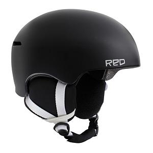 Snowboard R.E.D. Avid Grom Kids Helmet - It's never too early to keep your kid safe when they hit the hill or pavement. Red's lightest weight kids' helmet, the Avid Grom, comes equipped with features that easily adjust to varying head shapes and weather conditions. Ready for year-round protection, the Avid Grom is armed with an ultra lightweight in-molded polycarbonate shell that is ASTM 2040, CPSC and CE 1077B certified. Easily dial in the fit and customize the liner's circumference with the Spin Fit System - a invaluable tool for growing heads! And since the Avid Grom is a crossover helmet, meaning it can be worn in snow, as a skateboarding helmet or as a bike helmet, your child can wear this just a little bit longer than a plain snow helmet would allow. Rider controlled, the Airvanced Ventilation allows variable airflow to the inner helmet microclimate and limits the invasion of outside elements. Unison Technology, the reason behind the perfect form, fit and function of the Avid Grom, is an ultra smart technology that engineers the entire fit system, helmet shape and mechanics in unison, leading to reduced bulk and weight, a superior fit and ultimately - a better riding experience. The FineTuning system is way to customize your child's personal level of warmth, padding and protection with the desired body shielding, modular padding systems and removal options that you don't get with other helmets. The Avid Grom also features the goggle gasket, a fully removable shield that eliminates the gap between goggle and helmet while remaining windproof and breathable. Busted brains can be averted with help from the Avid Grom! . Certifications: ASTM 2040, CPSC and CE 1077B, Warranty: One Year, Gender: Kids, Special Features: Goggle Gasket, Race: No, Category: Half Shell, Audio: Not Compatible, Brim/Visor: No, Ventilation: Adjustable, Custom Fit Adjustment: Yes, Year Round Capable: Yes, Shell Construction: In Mold, Model Year: 2012, Product ID: 246756 - $39.95