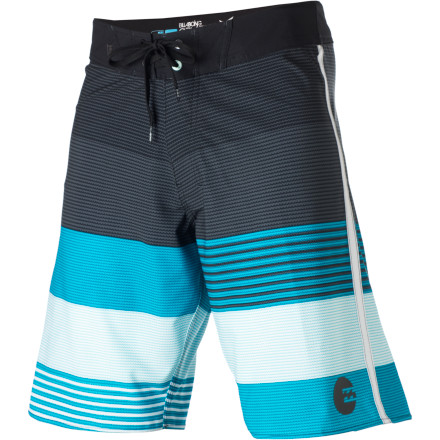 Surf The Billabong Komplete Board Short dots every 'i' and crosses every 't.' And since it's built with recycled materials, a H2 Repel quick-dry treatment, and four-way stretch fabric, you know that the Komplete isn't missing a thing. - $35.72