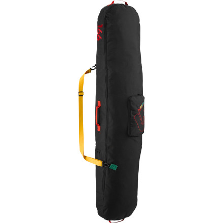 Snowboard Try traveling to your shred destination without the Burton Board Sack first, and then realize how much of a life-saver it is. - $45.43