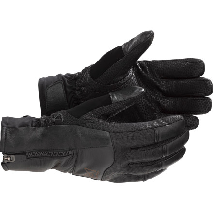 Snowboard You don't go to Alaska without having the best gear you can get, and gloves should not be an exception. The Burton AK Yeti Snowboard Glove combines waterproof breathable Gore-Tex with premium leather for unmatched grip and breathability, and a fleece lining with Gore X-Trafit keeps your hands cozy. - $139.90