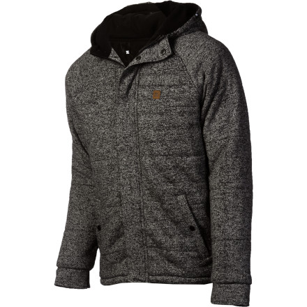 If you're going to be hanging outside for more than a couple minutes, you might want something a little heavier than your high school JV soccer sweatshirt. The DC Eerie Men's Heavyweight Full-Zip Hoodie features synthetic insulation to help you stay warm as the night gets colder, and the cotton and polyester blend fabric helps shed water if you get caught in a light drizzle. - $49.23