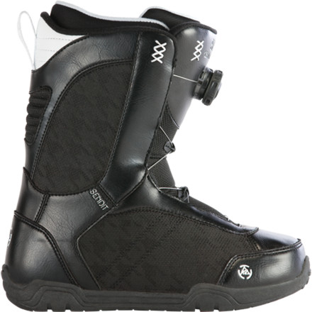 Snowboard The K2 Sendit Boa Snowboard Boot combines comfort, convenience, and value into a versatile all-mountain boot  that will take you anywhere from powder days to park sessions. - $107.97