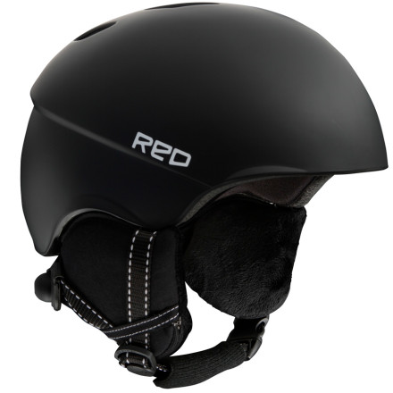 Snowboard The RED Women's Hi-Fi Helmet provides you with the same trusted head protection and women-specific fit that the RED women's team riders wear across the world's mountains. Built with RED's inflatable Air Band 180 Fit system, this skull-enhancement device helps give you the confidence to slay your sickest line of the season. - $54.97