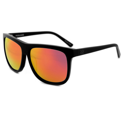 Entertainment When you're hurtin' bad from last night's antics and you need a break, pop on the Sabre Poolside Sunglasses and pass out in your favorite deck chair. Protect your bloodshot eyes with the Poolside's 100% UV-blocking lenses, and bask in the vintage 80s style. - $74.95
