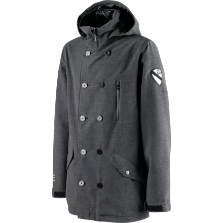 Snowboard The Special Blend Men's Blow Jacket presents a distinguished style along with Special Blend's time-tested and athlete-tested technologies. Whether you sport the Blow in the streets or on the hill, it will deflect foul weather and reflect your individual style. - $155.97