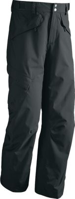 These snow- and moisture-shedding pants are waterproof, seam-sealed and breathable with a relaxed, contemporary fit cut generously in the seat, thighs, knees and cuffs for optimal mobility. Adjustable waist tabs ensure a pleasing fit. Handwarmer pockets have zippers to secure contents. Imported. Sizes: M-2XL. Color: TNF Black. - $48.88
