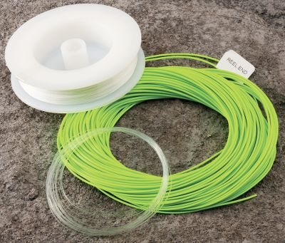 Fishing With this unique combo pack we have taken the guesswork out of and simplified the choice of what the correct fly line, backing and leader combination is for your fishing setup. This is the same high-performance and versatile package that we offer with many of our rod and reel combos. Just add your rod, reel and water to this well-matched set and you are ready to tackle any fishing adventure, and at a substantial savings over purchasing everything separately. Combo includes: a 90 ft. weight-forward floating fly line, 100 yards of 20-lb. Dacron backing and a leader. Weights: 3-10. Size: KIT LINE #5. - $24.99