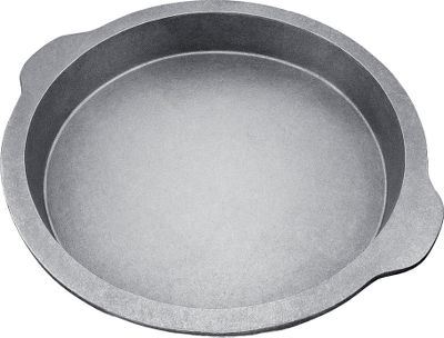 Camp and Hike Cook and serve homemade pizza with this durable, deep-dish tray. Food-safe aluminum construction withstands temperatures up to 1,000F and wont tarnish, rust or break. Doubles as a serving tray to keep your pizza warm after cooking. Manufacturers limited lifetime warranty. Dimensions: 15.5L x 14W x 2H. Color: Rust. Type: Grill Toppers. - $39.99