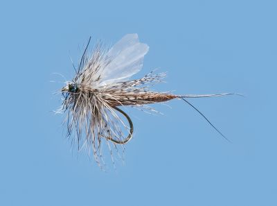 Flyfishing Mayflies are a staple in a trouts diet and this presentation closely resembles them. Per 2. Sizes: 10, 12. Colors: Brown, Green. Color: Green. Type: Dry Flies. - $4.79