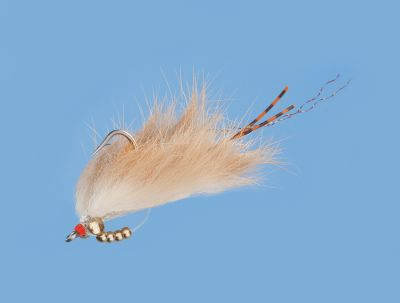 Flyfishing Bonefish, permit and other flats species wont be able to resist this fly. Per each. Size: 2. - $3.99