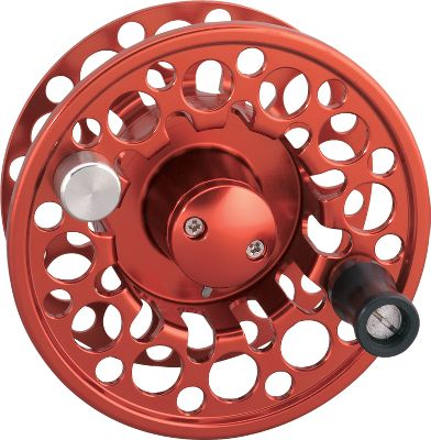 Flyfishing Keep an extra spool handy for your Redington Rise Reel so that you can change out line quickly. You'll spend more time fishing and be prepared when conditions change to warrant a different kind of line presentation. Color: Burnt Orange. - $49.88