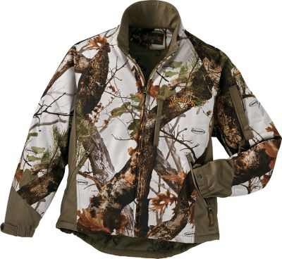 Hunting The scent-reducing capability of Scent-Lok teams with the quiet, all-weather comfort of ClimaFleece -lined microtricot to deliver outstanding concealment from early-season bowhunts to the first frost of fall. Durable water-repellent finish for moisture resistance. Equipped with a comfortable and warm fleece lining. Soft, lightweight, two-pocket, midlength design with Scent-Lok. Imported.Sizes: M-2XL.Camo patterns: Scent-Lok Vertigo Grey, Realtree AP , Mossy Oak Break-Up Infinity . - $76.88