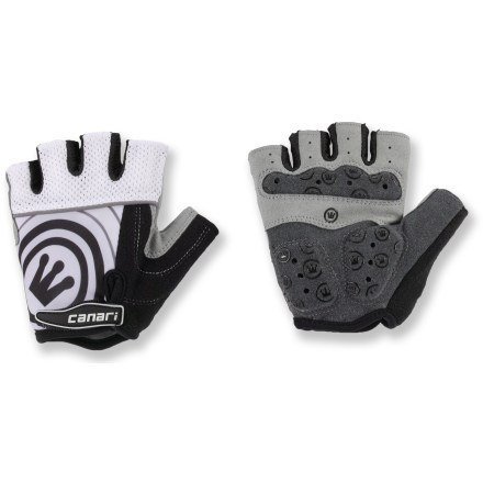 Fitness The Canari Evolution gloves are highly breathable, and offer great comfort when riding in warm weather. - $14.73
