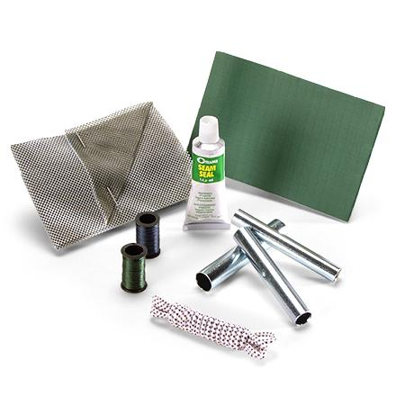 Camp and Hike The Coghlan Nylon Tent Repair Kit for nylon tents lets you fix nearly any damage that might occur in the field. - $6.00