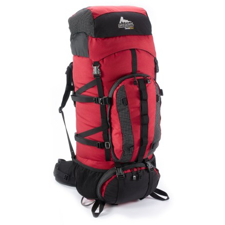 "Camp and Hike Once touted the ""Best Value Expedition Pack"" in Backpacker Magazine, this burly gear carrier boasts over 100L of storage with plenty of compression straps and harness padding for a comfortable ride. - $289.93"