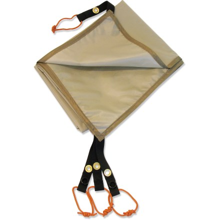 Camp and Hike Slip this tent footprint underneath your Mountain Hardwear Light Wedge 3 tent to protect its floor from abrasion and damage. Coated nylon footprint is cut slightly smaller than tent to prevent water from collecting between tent floor and footprint in rainy weather. Closeout. - $41.93