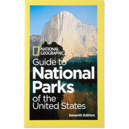 Entertainment Connected with America's parks since their founding, National Geographic offers up current, trusted information on visiting all 58 national parks in this Guide to National Parks of the United States. - $26.00