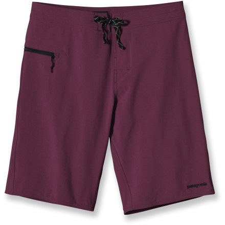 Surf Soak up the sun and surf some waves in style with the agile Patagonia Stretch Wavefarer board shorts. - $33.83