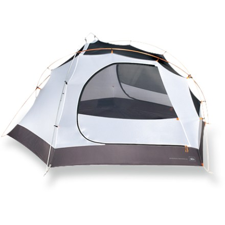 Camp and Hike The REI Taj 3 is a 3-season, 3-person backpacking tent that won't weigh you down. - $239.73