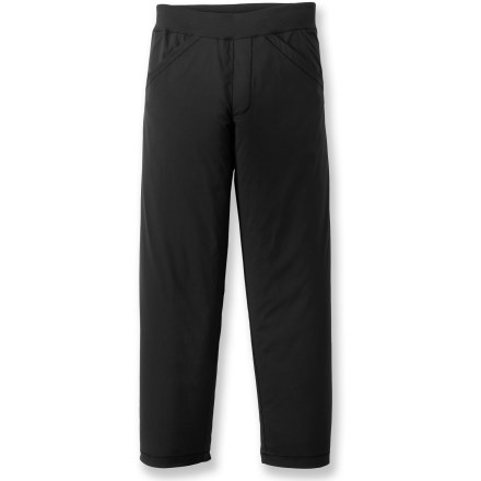 Fitness Styled for yoga, the REI Sariska pants offer a full range of motion and a warm feel to get you to and from the studio. - $28.83