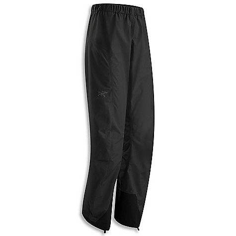Free Shipping. Arcteryx Women's Beta SL Pant DECENT FEATURES of the Arcteryx Women's Beta SL Pant Gore-Tex fabric with Paclite technology is light and exceptionally compact Instep, lower leg and hem are reinforced with 3L Gore-Tex 1/4 length WaterTight lower leg zippers Elasticized waistband with drawcord, adjustable cuff drawcord, lace hook affixes pants over boots We are not able to ship Arcteryx products outside the US because of that other thing. We are not able to ship Arcteryx products outside the US because of that other thing. We are not able to ship Arcteryx products outside the US because of that other thing. We are not able to ship Arcteryx products outside the US because of that other thing. The SPECS Weight: M: 8.0 oz / 238 g N40r Gore-Tex fabric with Paclite product technology N155p-x Gore-Tex 3L (instep) Fit: Athletic This product can only be shipped within the United States. Please don't hate us. - $198.95